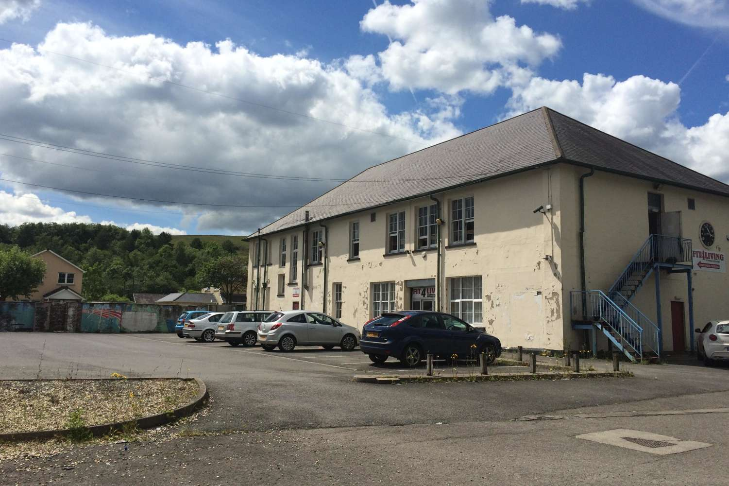 Industrial and logistics Rhymney, NP22 5XE - The Whitbread Enterprise Centre - 0594
