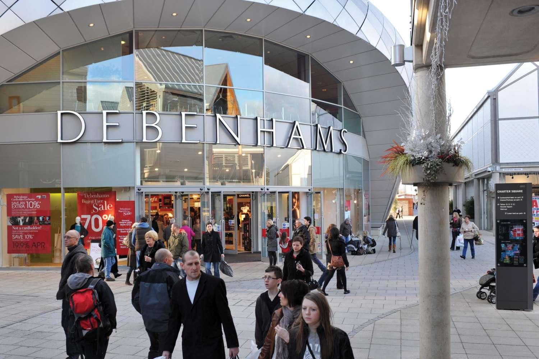 Retail shopping centre Bury st edmunds, IP33 3DG - Arc Shopping Centre - 97