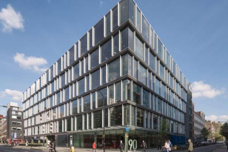 Office London, W1T 4EZ - 90 Whitfield Street - 1