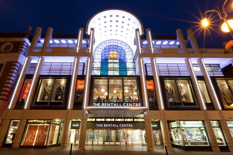Retail shopping centre Kingston upon thames, KT1 1TP - Bentalls Shopping Centre - 2014