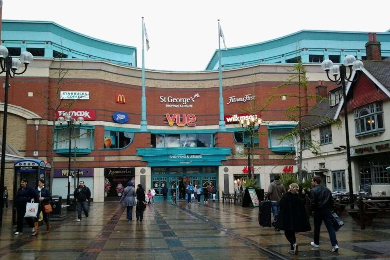 Retail shopping centre Harrow, HA1 1HS - St. Georges Shopping & Leisure Centre - 21639