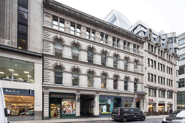 Offices London, EC3V 0AU - 81 Gracechurch Street - 1924