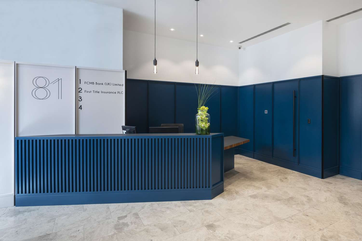 Office London, EC3V 0AU - 81 Gracechurch Street - 001