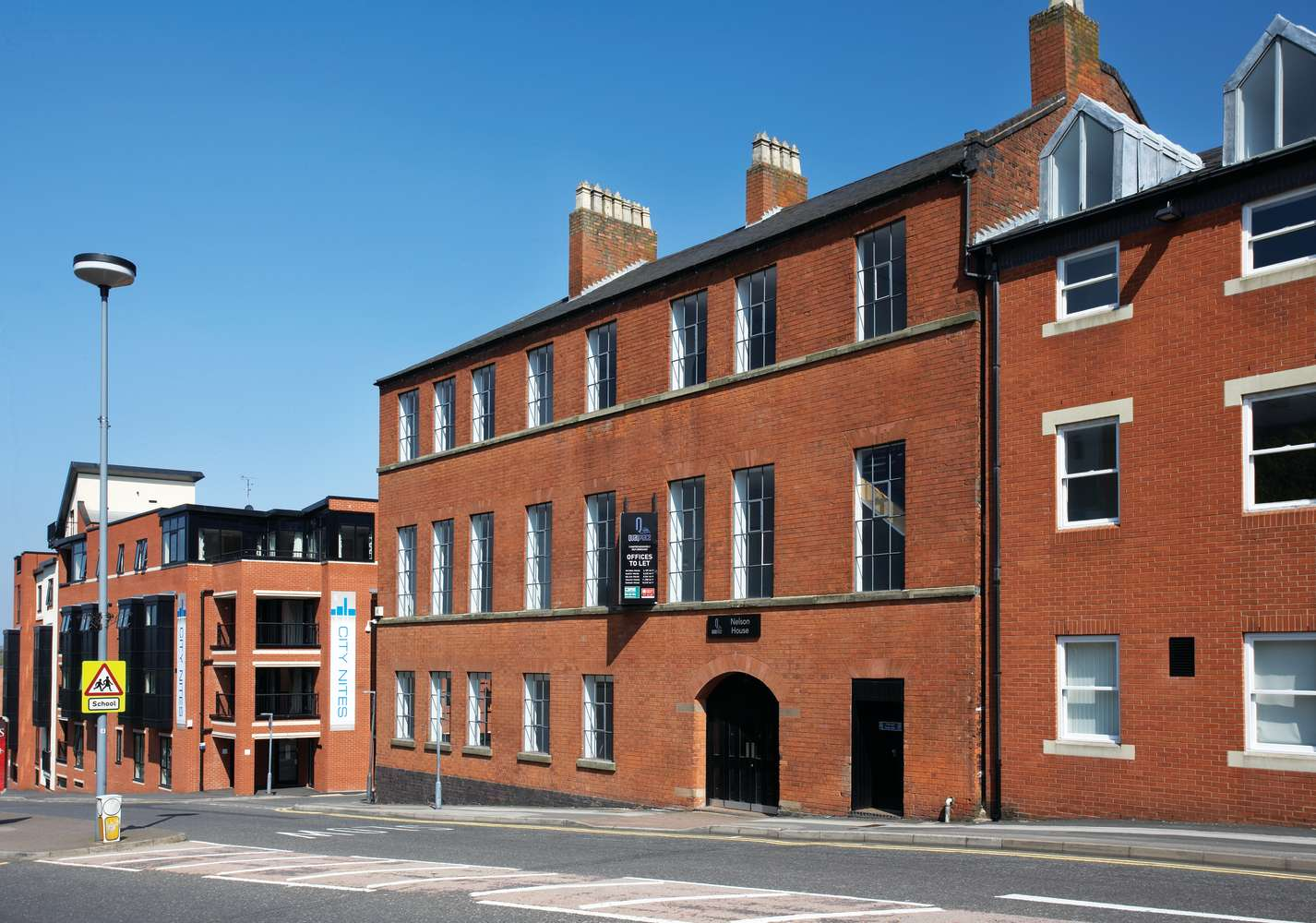 Offices Birmingham, B1 2RX - Nelson House, Quay Place - 2