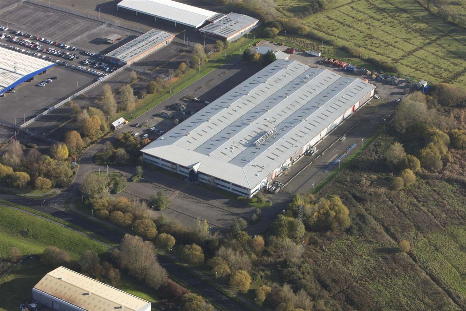 Industrial and logistics Newport, NP19 4SS - Queensway Meadows - 5683