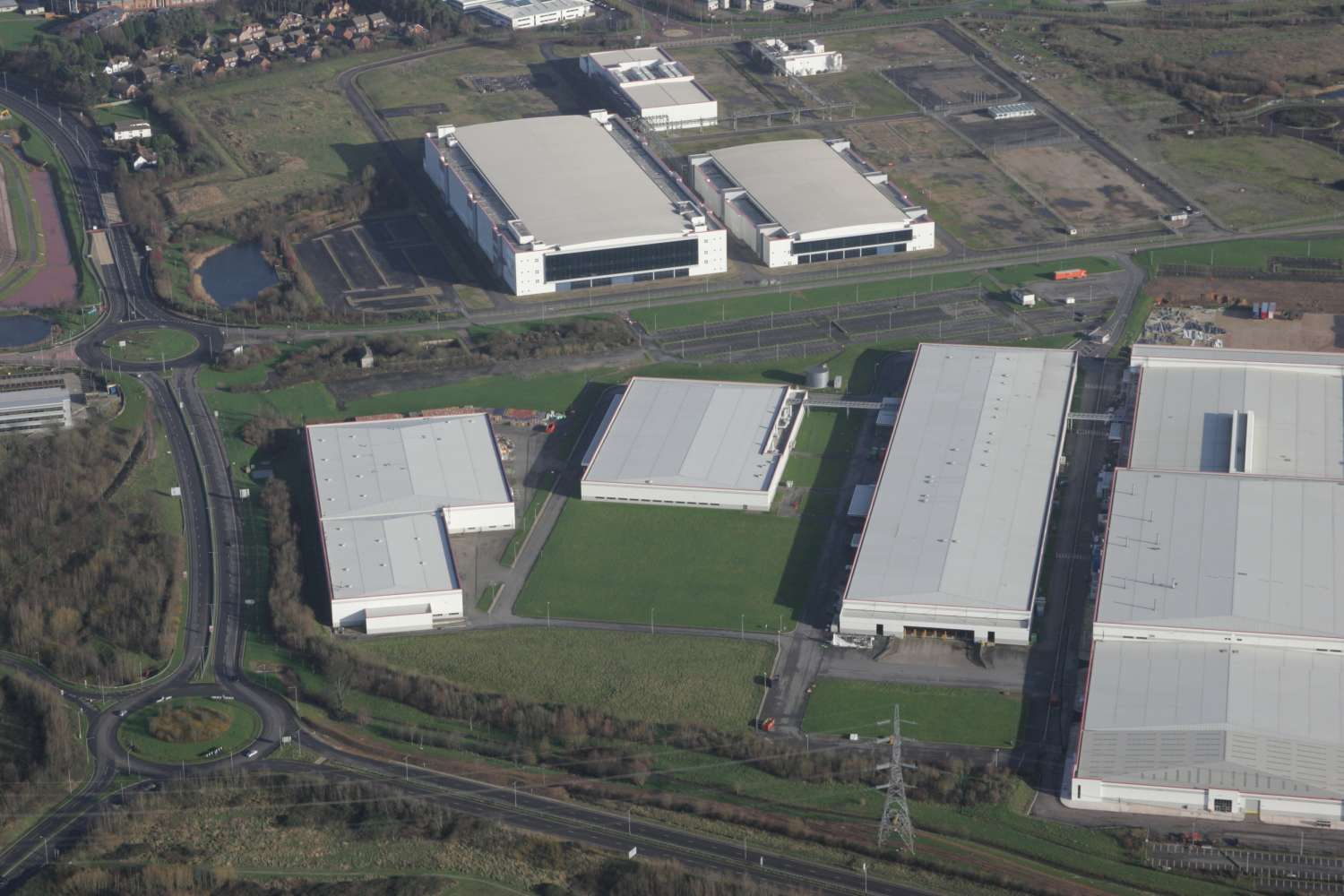 Industrial and logistics Newport, NP10 8BE - Units IP1 and IP2 Imperial Park - 25883