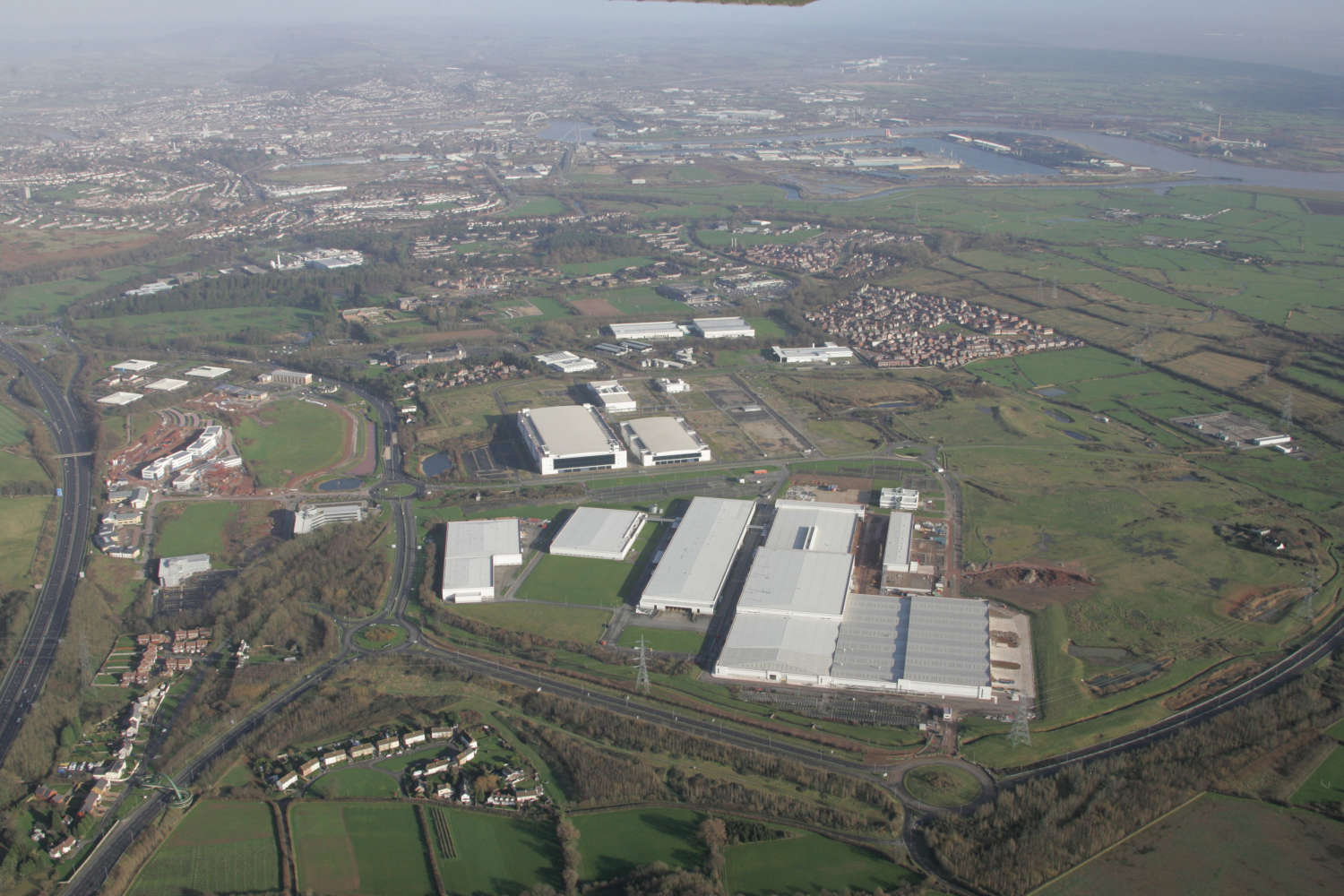 Industrial and logistics Newport, NP10 8BE - Units IP1 and IP2 Imperial Park - 8282