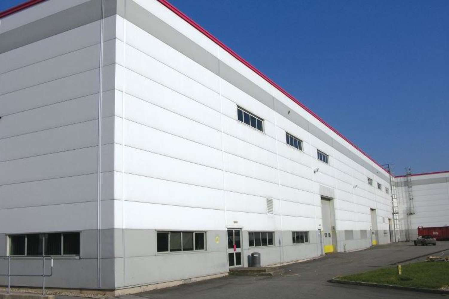 Industrial and logistics Newport, NP10 8BE - Units IP1 and IP2 Imperial Park - 4