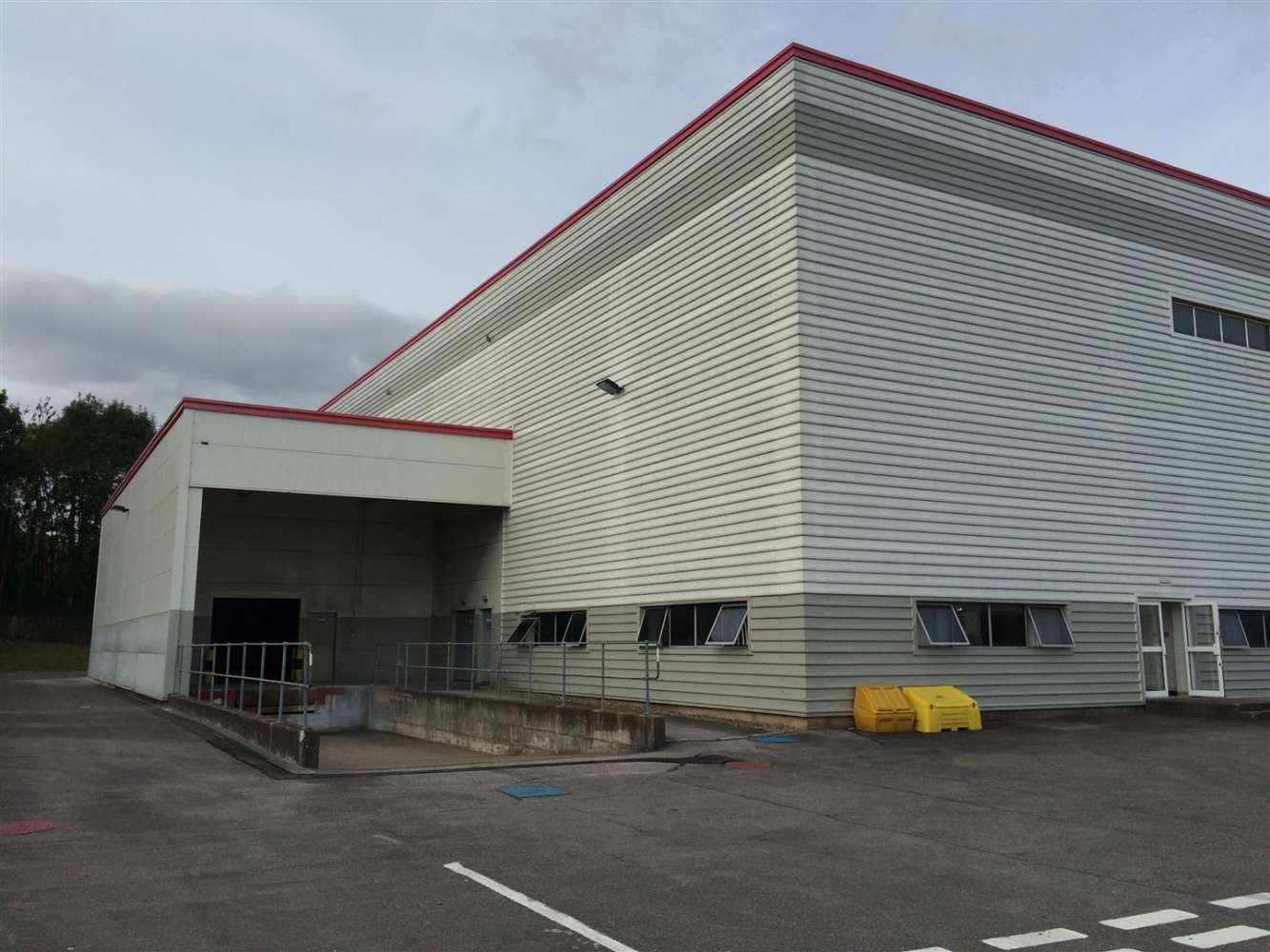 Industrial and logistics Newport, NP10 8BE - Units IP1 and IP2 Imperial Park - 2164