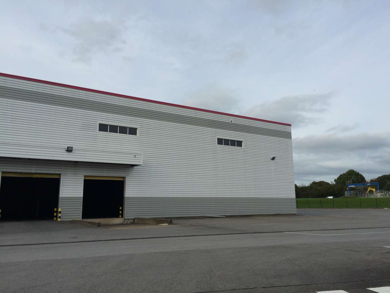 Industrial and logistics Newport, NP10 8BE - Units IP1 and IP2 Imperial Park - 2158