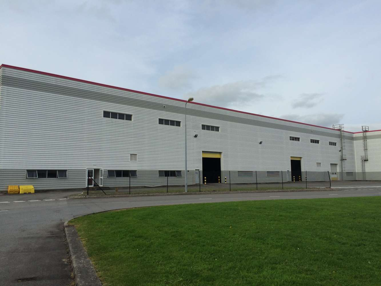 Industrial and logistics Newport, NP10 8BE - Units IP1 and IP2 Imperial Park - 2170