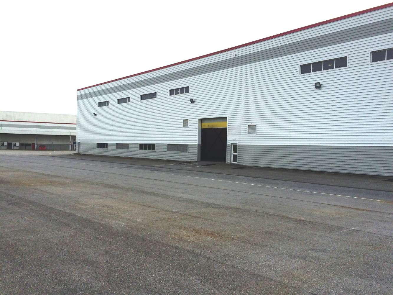 Industrial and logistics Newport, NP10 8BE - Units IP1 and IP2 Imperial Park - 1