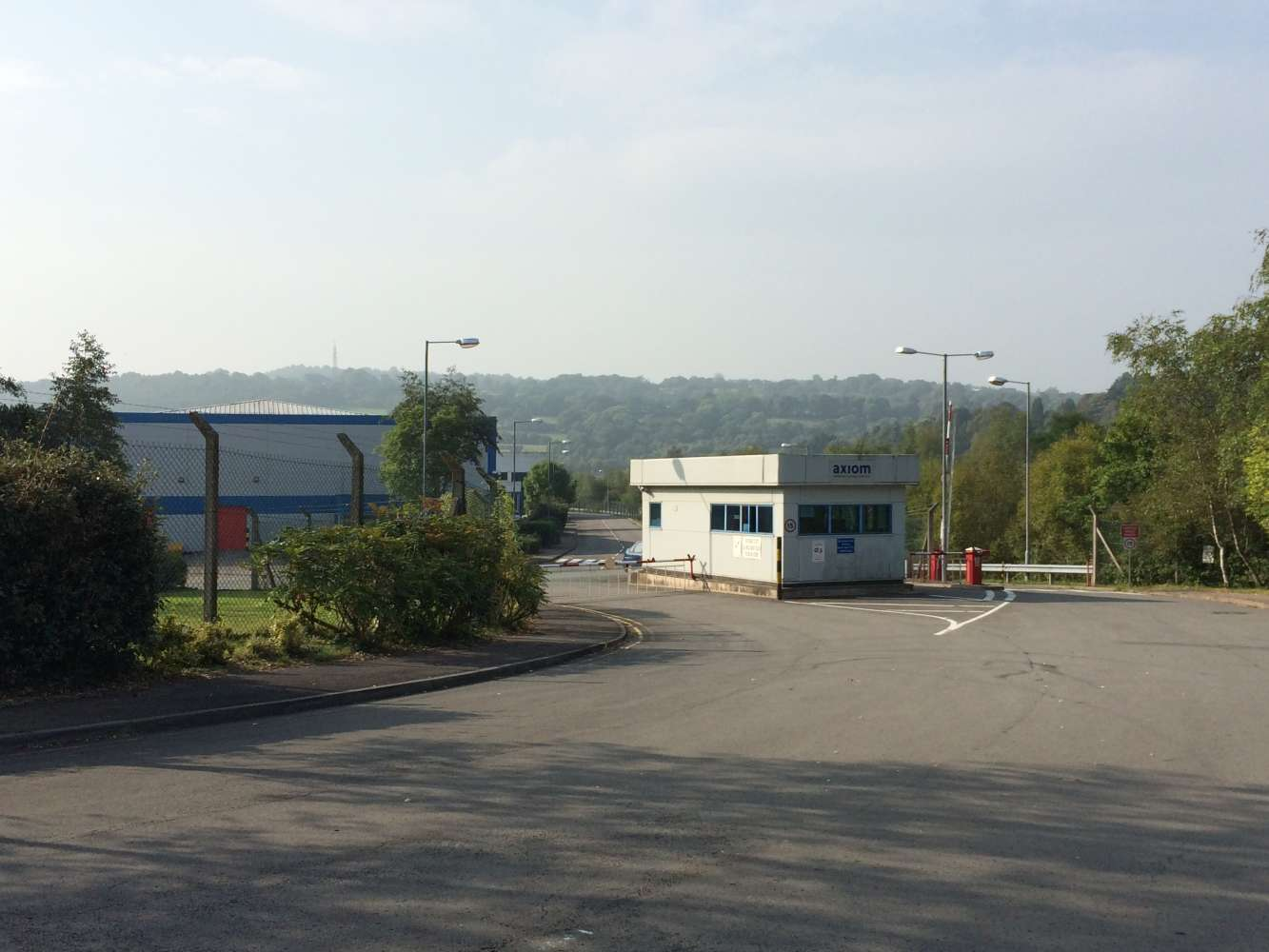 Industrial and logistics Newbridge, NP11 5AN - Warehouse Space at Newbridge Technology Park - 3515