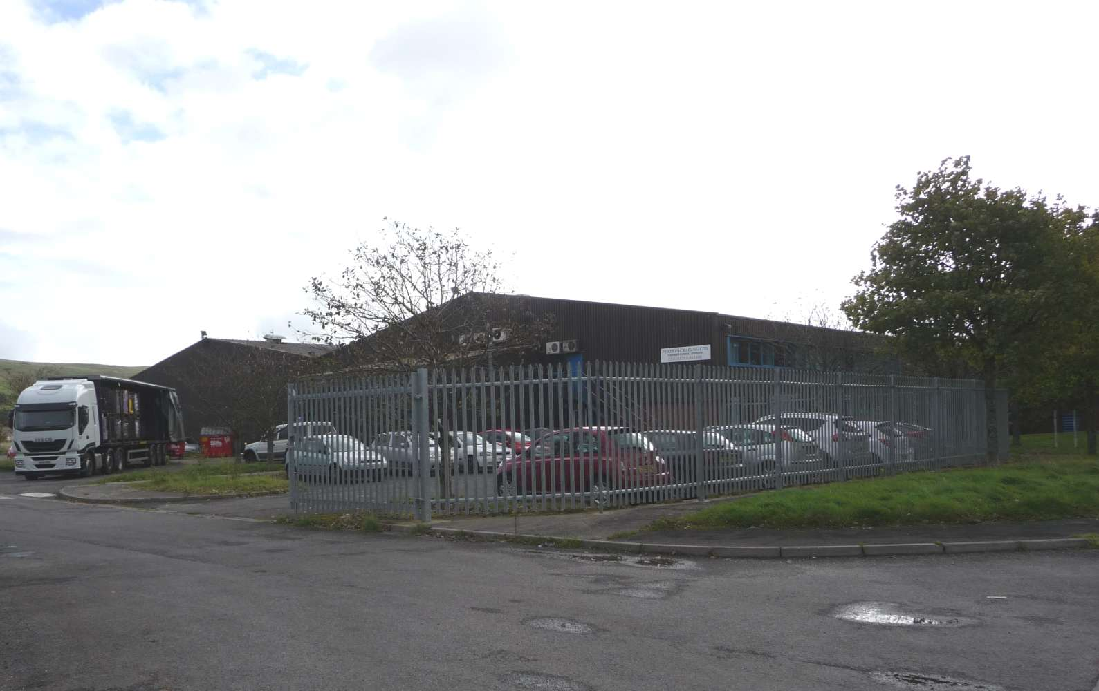 Industrial and logistics Rhymney, NP22 5RL - Unit 5 - 1130295