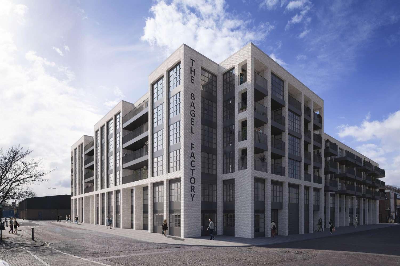 Office London, E9 5SZ - The Bagel Factory - 240815