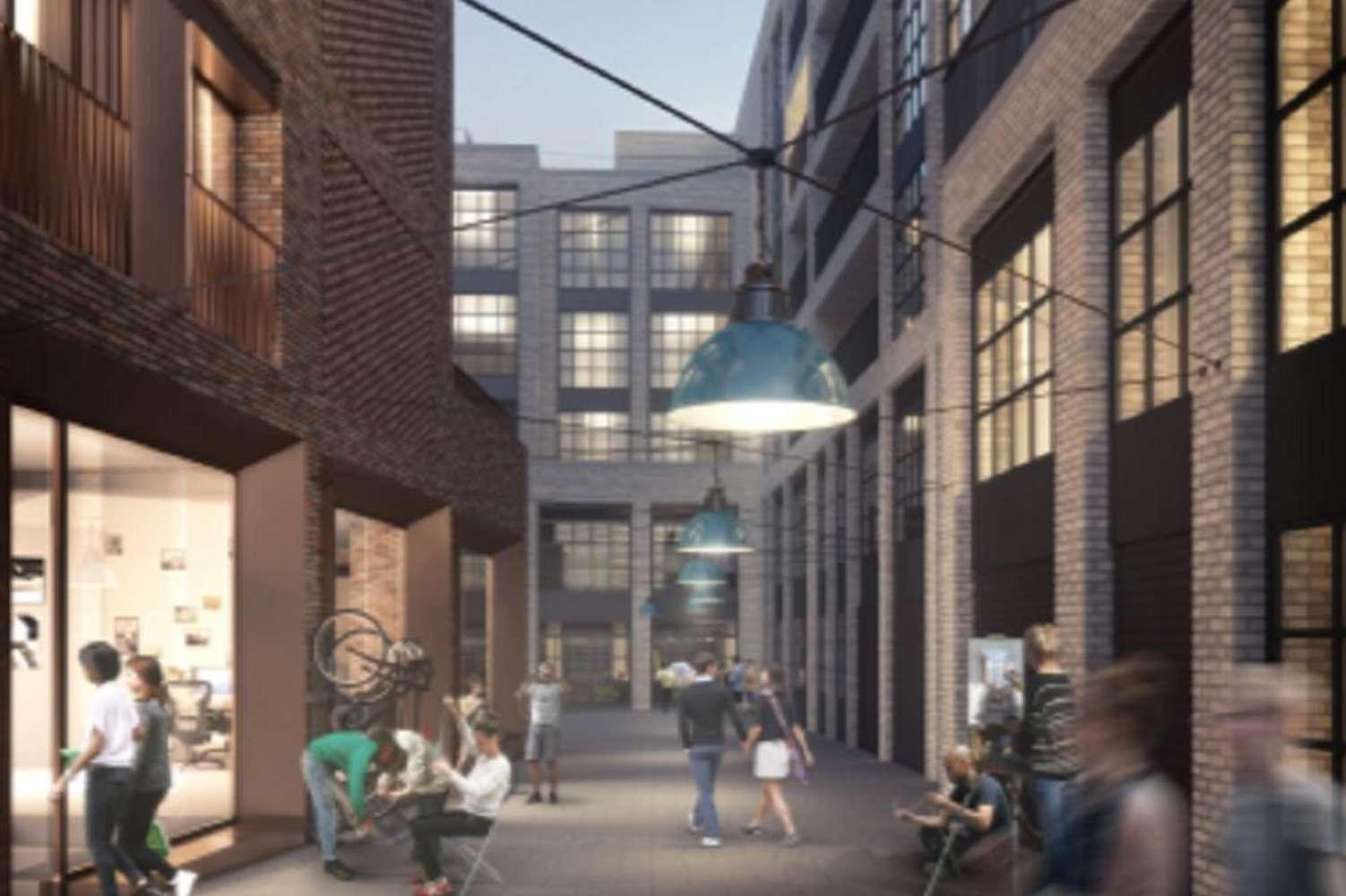 Office London, E9 5SZ - The Bagel Factory - 2