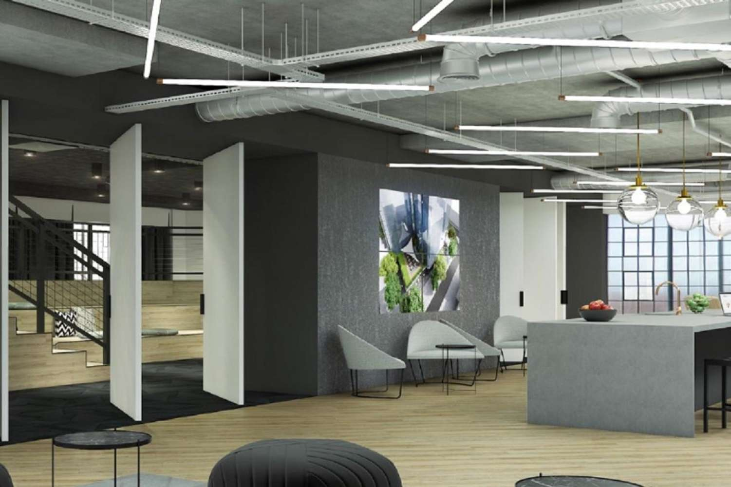 Offices London, E9 5LN - The Bagel Factory - 5