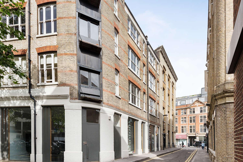 Office London, EC1Y 0SF - 2 Sycamore Street - 24863