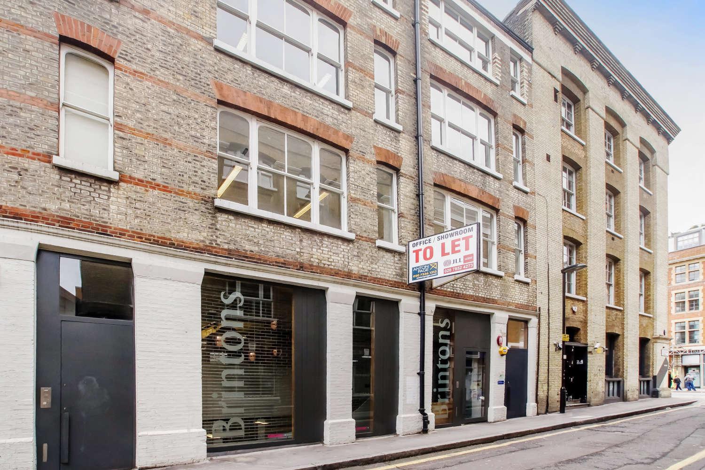 Office London, EC1Y 0SF - 2 Sycamore Street - 42483