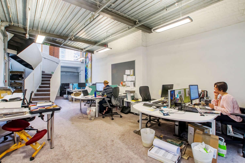 Office London, EC1Y 0SF - 2 Sycamore Street - 42484