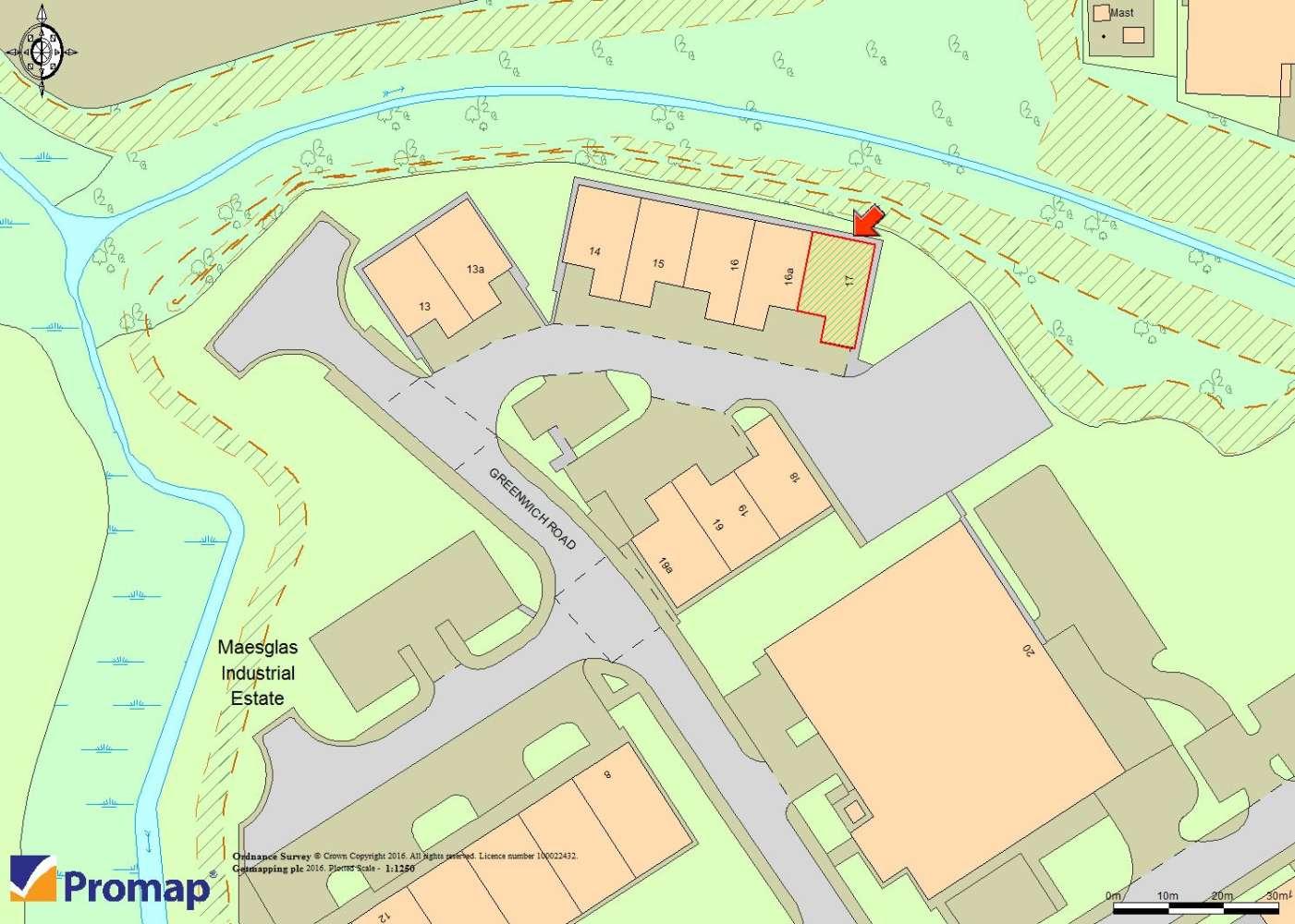 Industrial and logistics Newport, NP20 2NN - Unit 17 Maesglas Industrial Estate - 17
