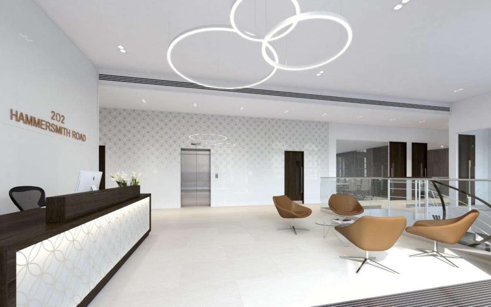 Office London, W6 7DN - 202 Hammersmith road  - 003002