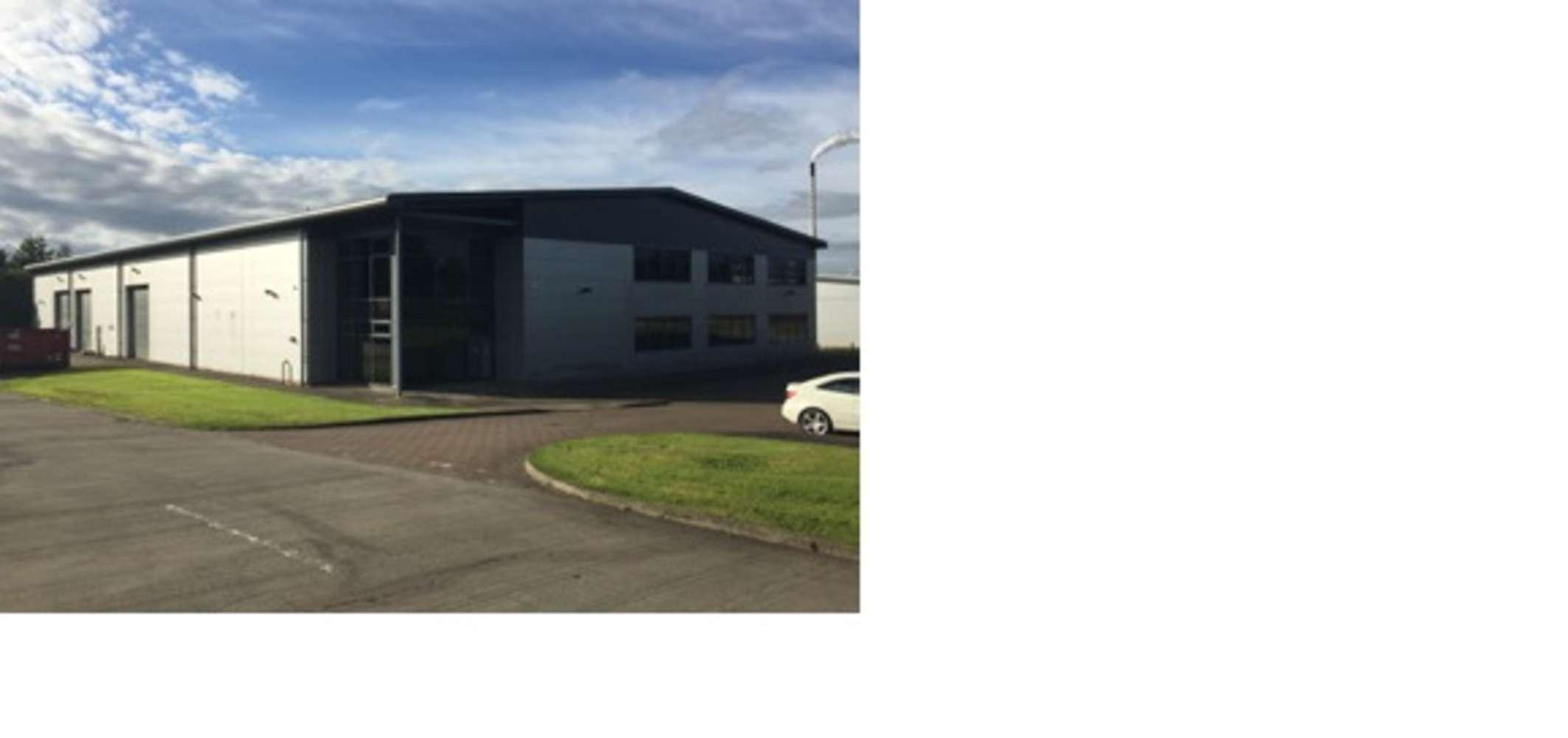 Industrial and logistics Glasgow, G32 8FA - 64 Fullarton Drive - 23505