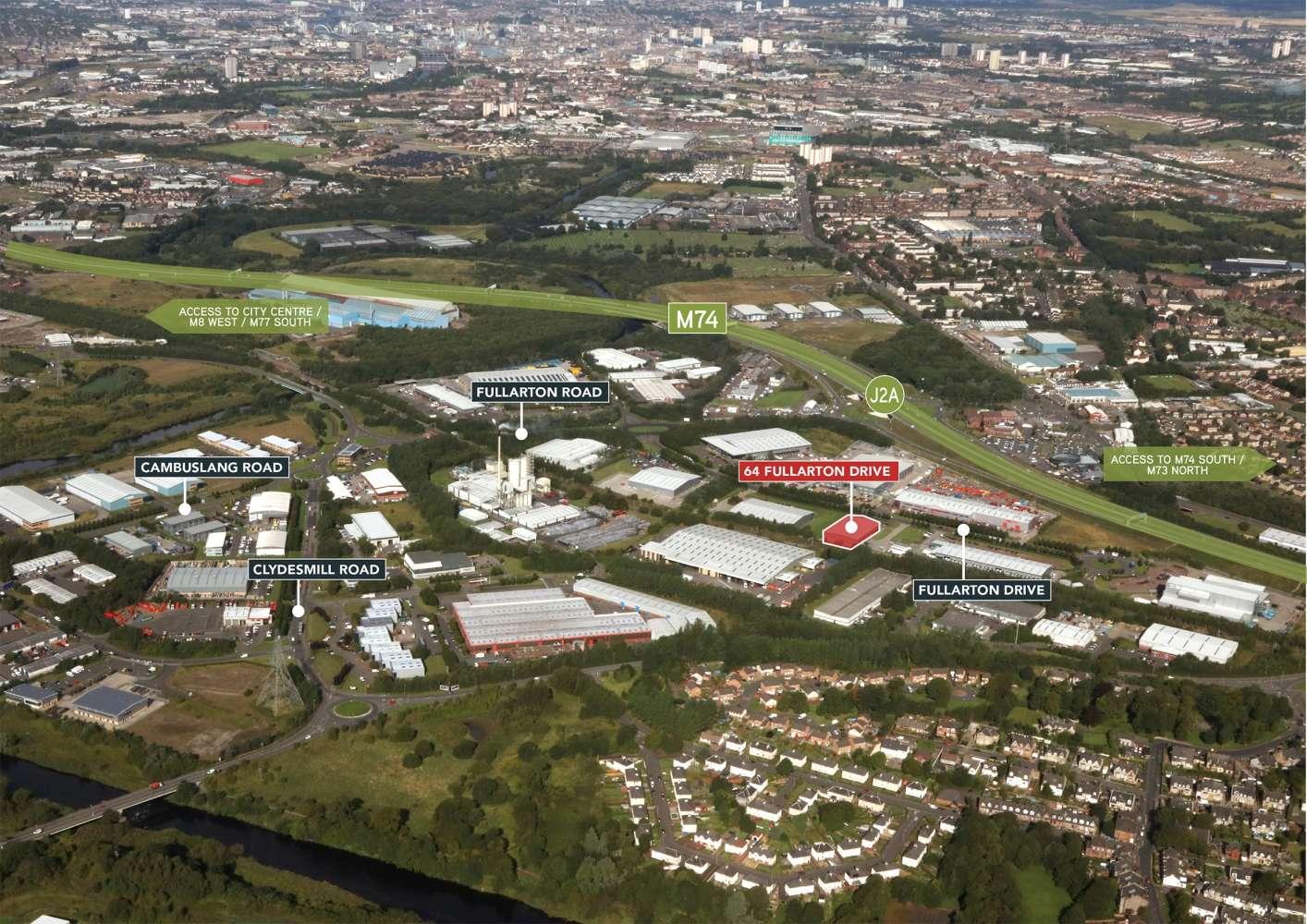 Industrial and logistics Glasgow, G32 8FA - 64 Fullarton Drive - 23506