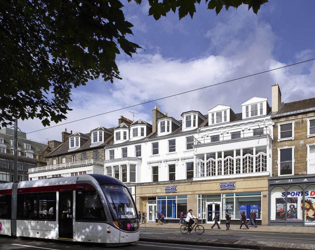 Offices Edinburgh, EH2 4AH - 132 Princes Street - 48842