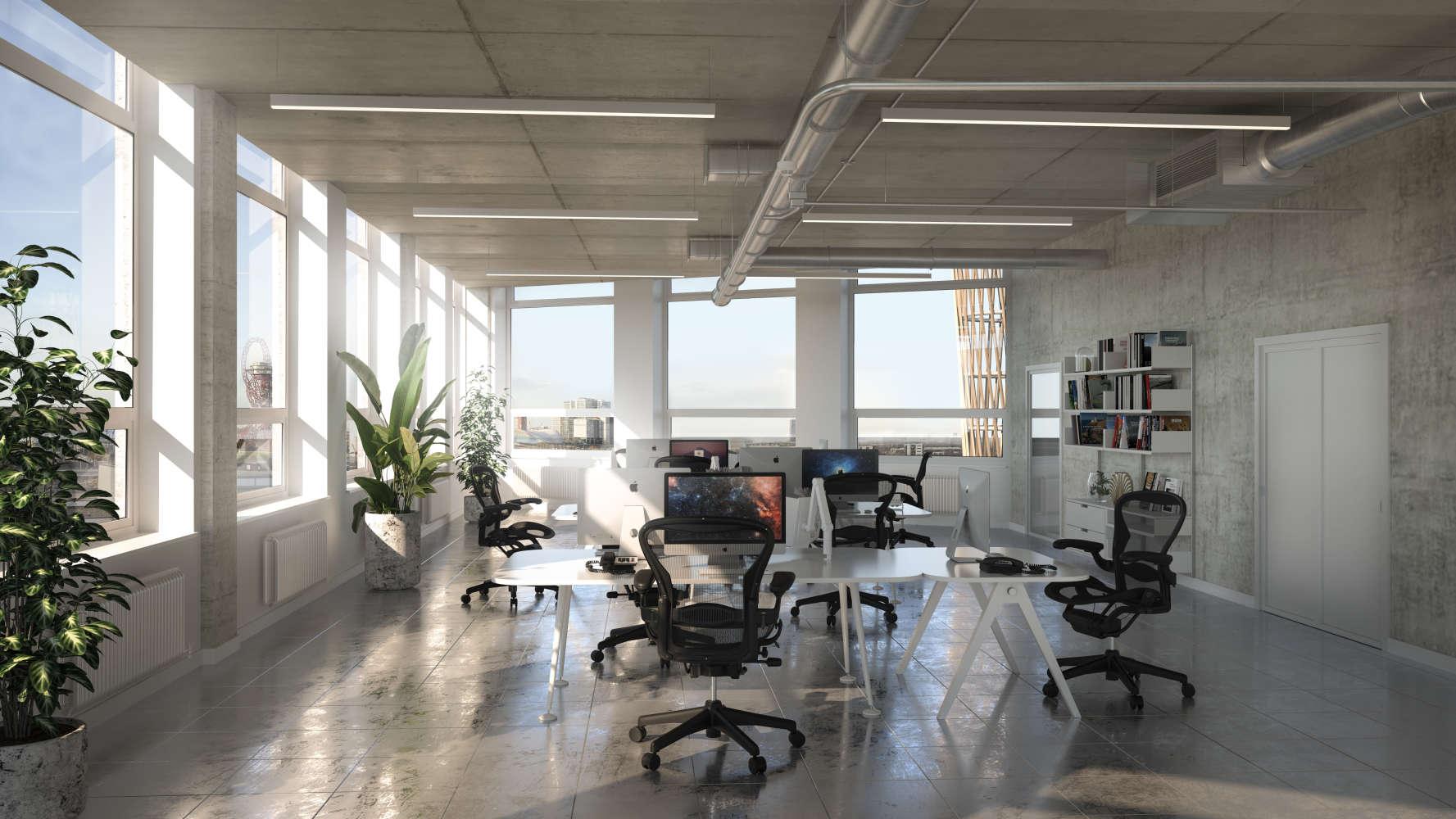 Offices London, E15 2QS - Sugar House Island - 1