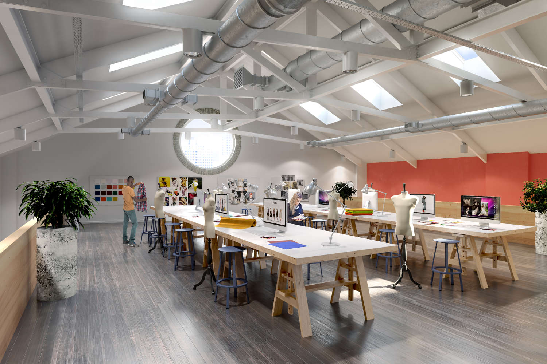 Offices London, E15 2QS - Sugar House Island - 3