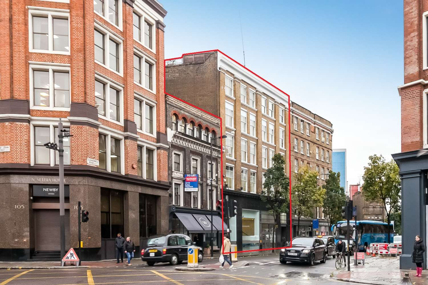 Offices London, EC1M 5RN - 29 Clerkenwell Road - 25051