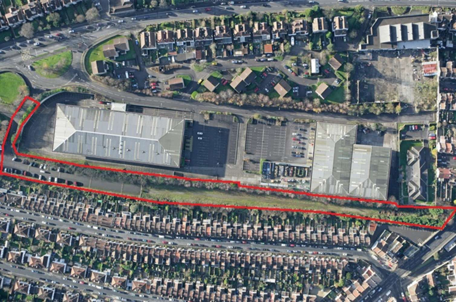 Land Bristol, BS4 3LJ - Land off Tramway Road - 24471