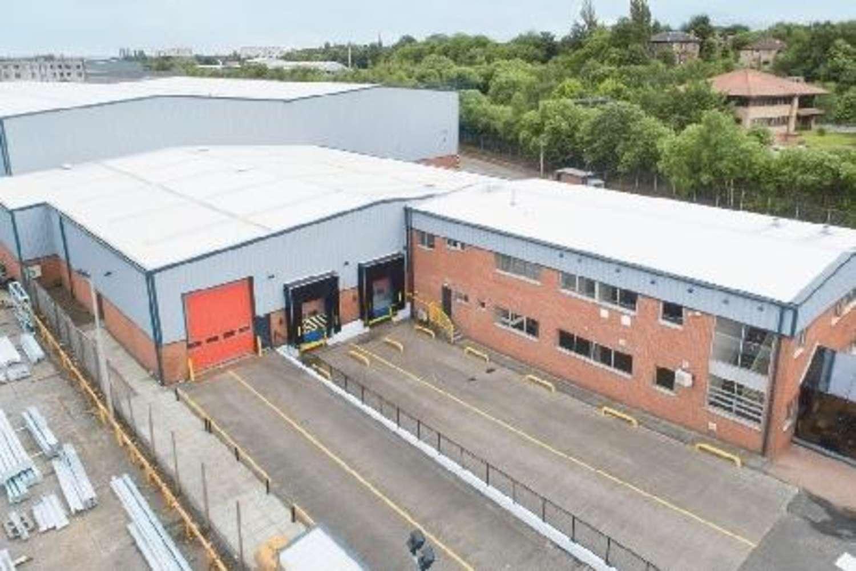 Industrial Glasgow, G41 1RR - 211 Maclellan Street - 24739