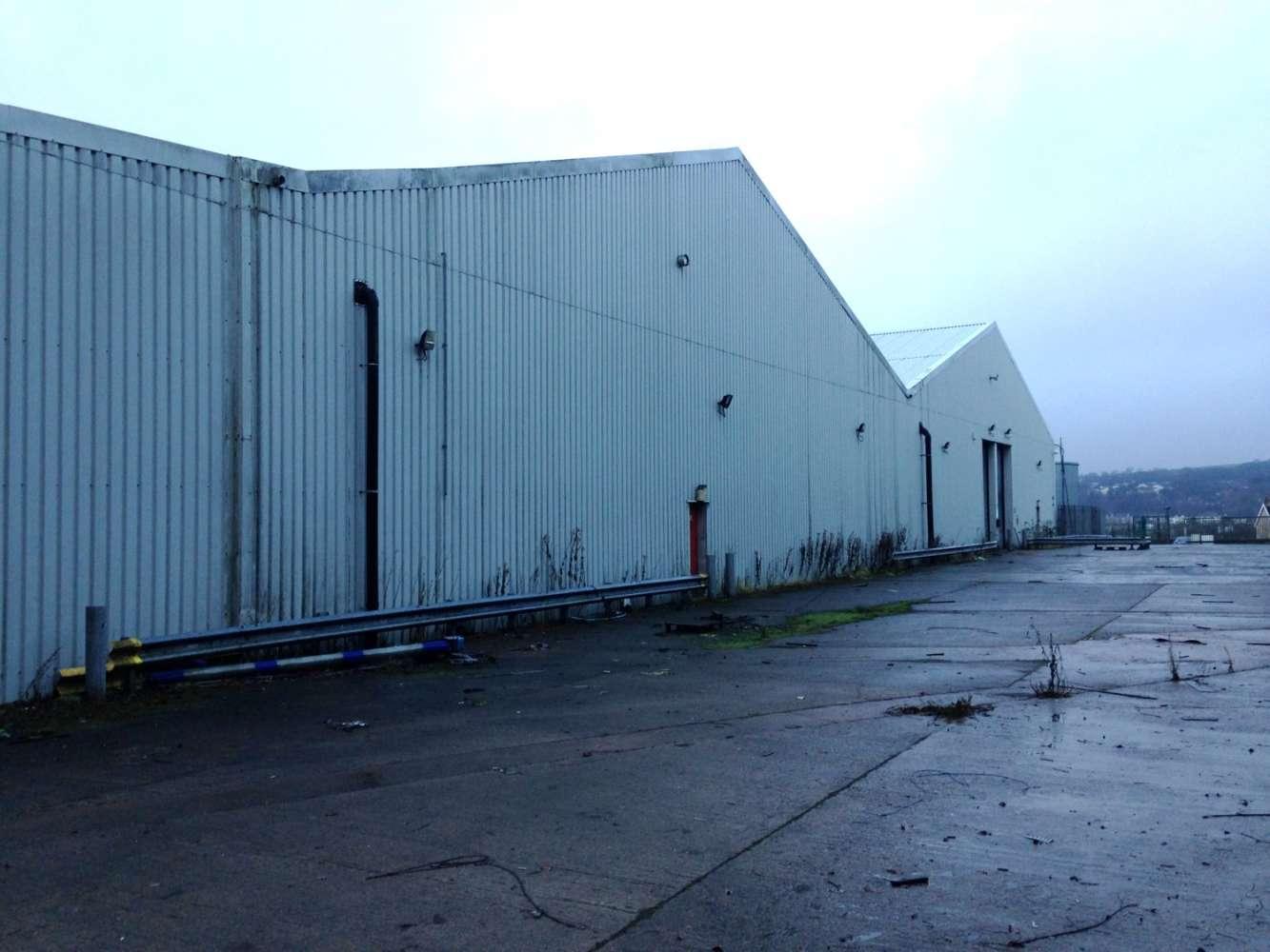 Industrial Caerphilly, CF81 9FW - Pengam Road - 8
