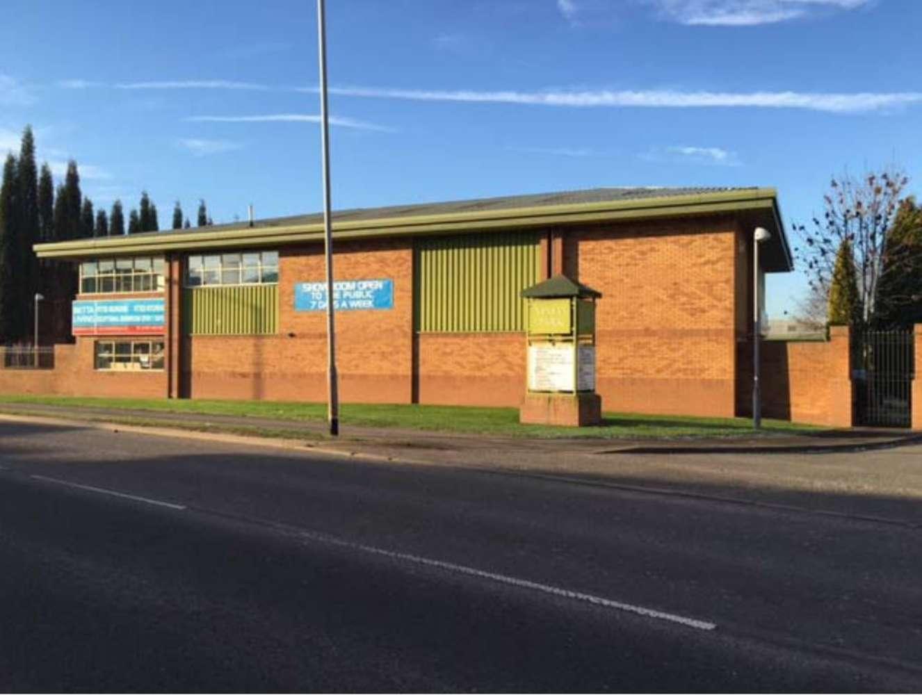 Industrial Tamworth, B77 5ES - Ninian Park, Unit 1 - 25048