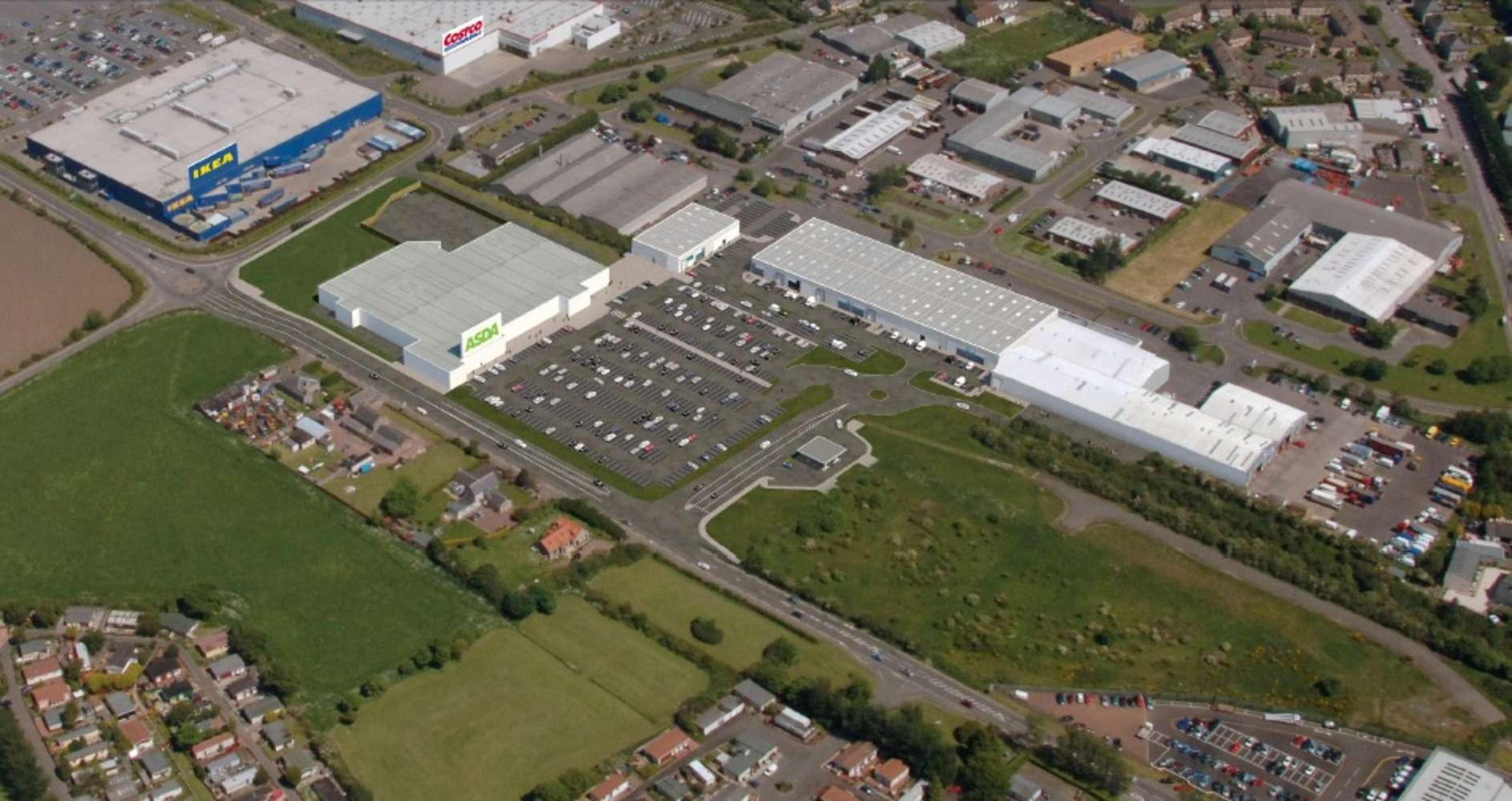 Industrial and logistics Loanhead, EH20 9QH - Pentland Trade Park - 2