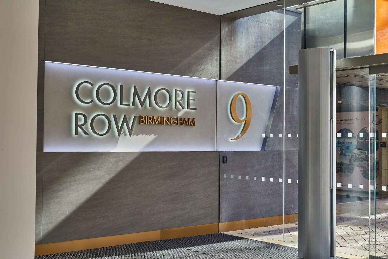 Offices Birmingham, B3 2BJ - 9 Colmore Row - 1854