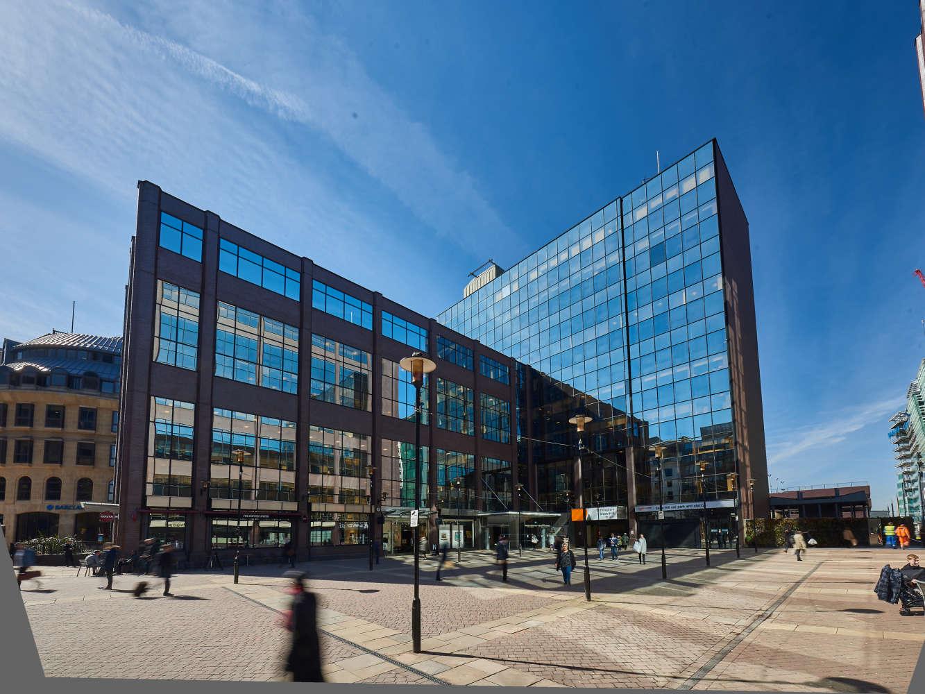 Offices Birmingham, B3 2BJ - 9 Colmore Row - 1812