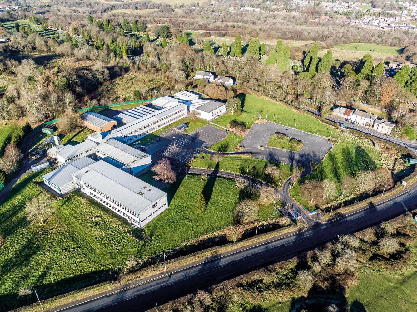 Land Aberdare, CF44 8ST - Former Coleg y Cymoedd Campus - 25487