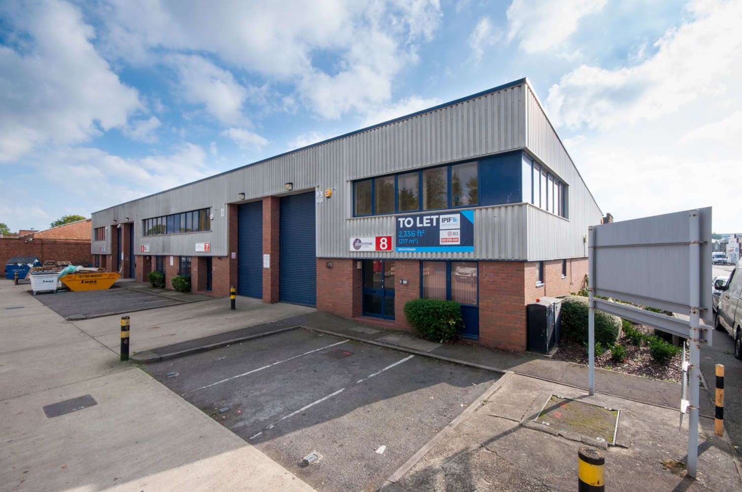 Industrial and logistics Slough, SL3 0DP - 7 Poyle Technology Centre, Willow Road Poyle, Colnbrook - 0199