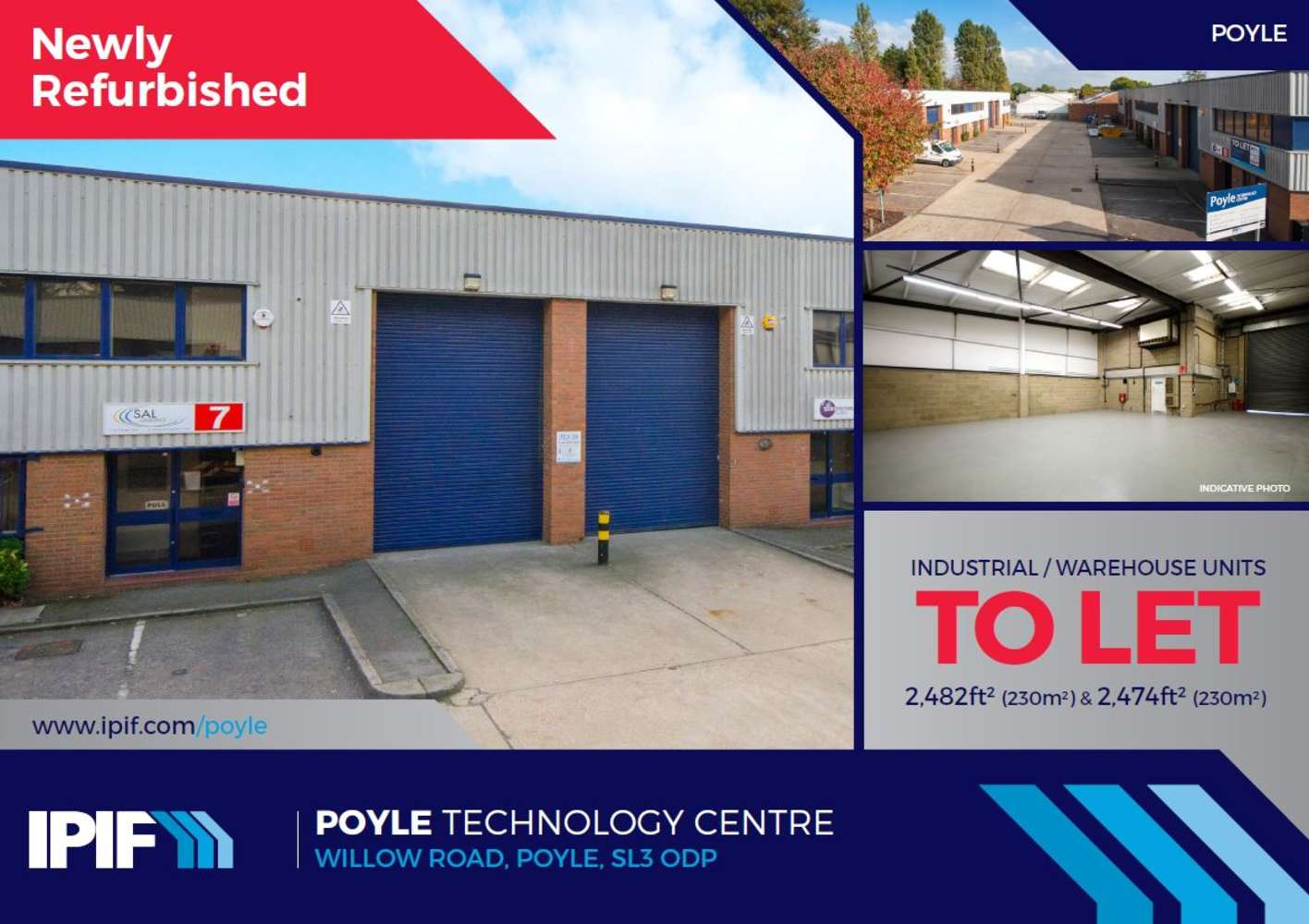 Industrial and logistics Slough, SL3 0DP - 7 Poyle Technology Centre, Willow Road Poyle, Colnbrook - 67