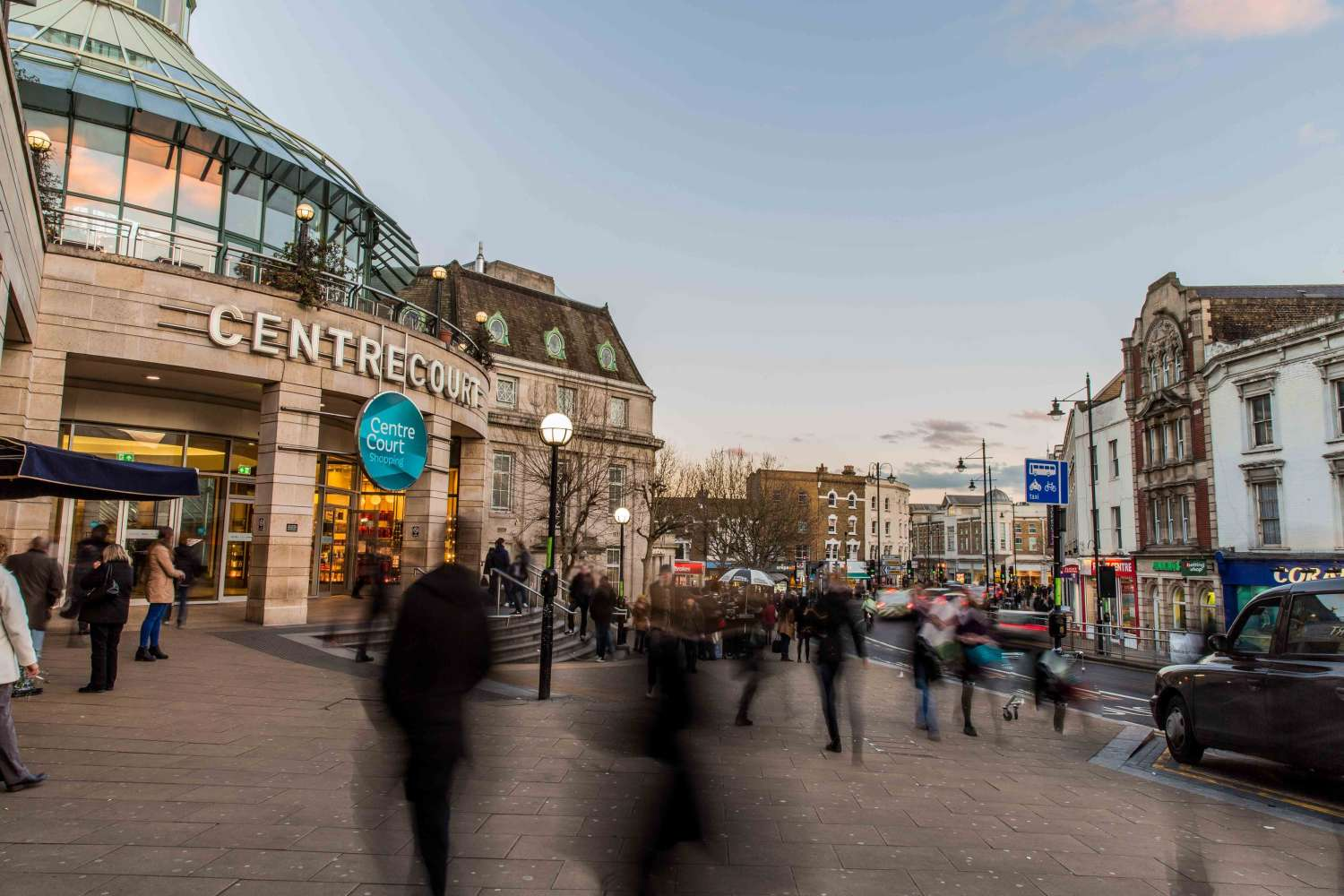 Serviced office London, SW19 8YB - Centre Court Shopping Centre - 25427