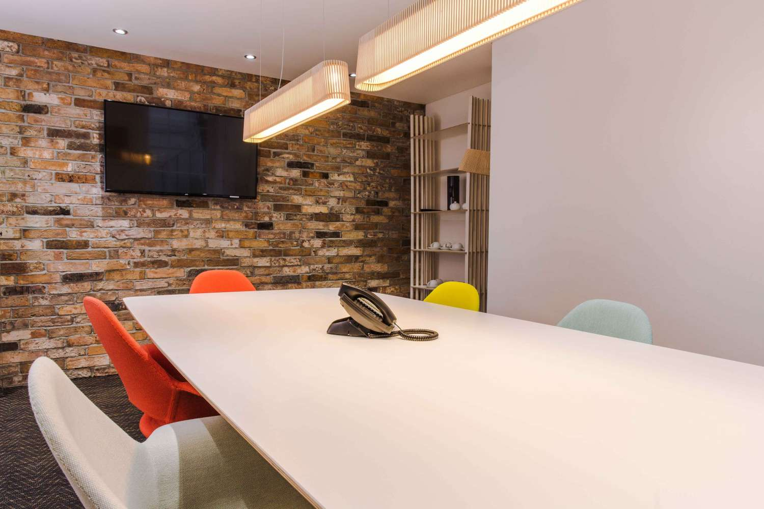 Serviced office London, WC1A 2DA - 5 Southampton Place - 25441