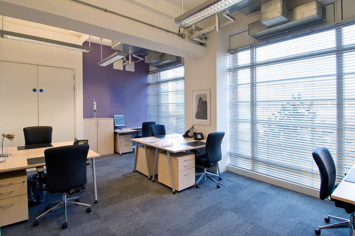 Serviced office Farnborough, GU14 7JF - The Hub, Fowler Avenue - 2762