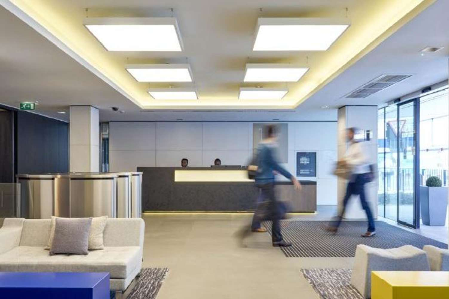 Offices London, W2 6LG - 10 Eastbourne Terrace - 56663