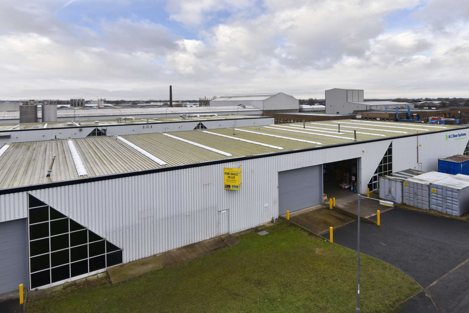 Industrial and logistics Newton aycliffe, DL5 6YA - 6 Cumbie Way - 005