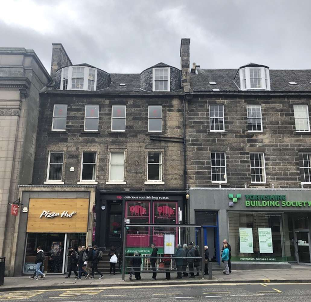 Offices Edinburgh, EH2 2DR - 44 Hanover Street - 2386