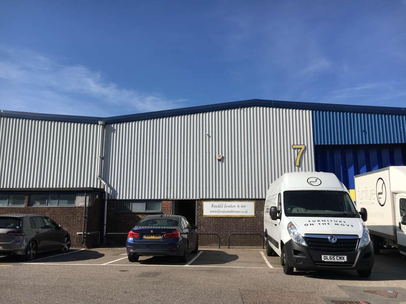 Industrial Bristol, BS11 9YE - Unit 7, St Andrews Trading Estate - 3823