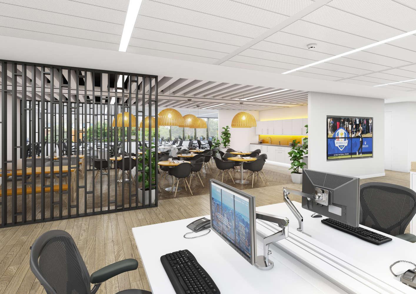 Office London, EC4V 4BJ - 128 QVS - 2